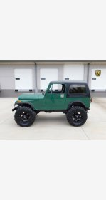 1985 Jeep CJ 7 for sale 100981564