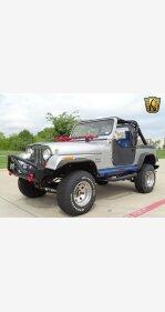 1985 Jeep CJ 7 for sale 101033855