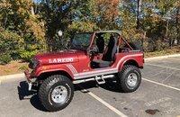 1985 Jeep CJ 7 for sale 101066397