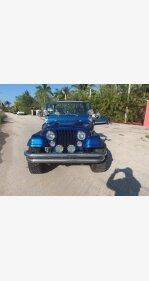 1985 Jeep CJ 7 for sale 101099733