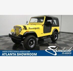 1985 Jeep CJ 7 for sale 101113104
