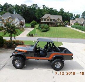 1985 Jeep CJ for sale 101175093