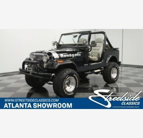 1985 Jeep CJ 7 for sale 101194101