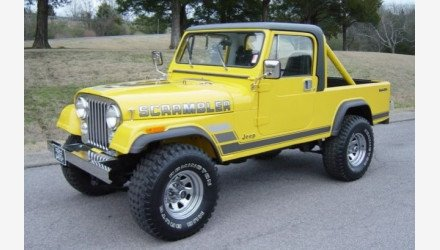 1985 Jeep CJ for sale 101263113