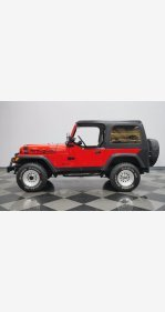 1985 Jeep CJ 7 for sale 101340723