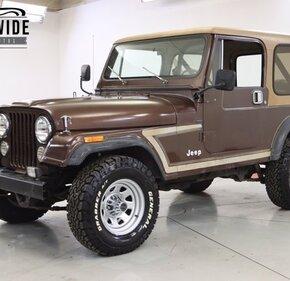 1985 Jeep CJ 7 for sale 101404227