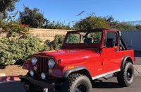 1985 Jeep CJ 7 for sale 101415480