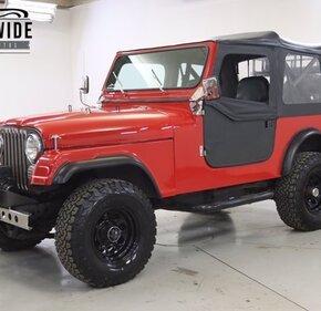 1985 Jeep CJ 7 for sale 101443619