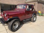 1985 Jeep CJ 7 for sale 101498900