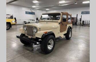 1985 Jeep CJ 7 for sale 101518948