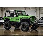 1985 Jeep CJ for sale 101627323
