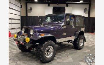 1985 Jeep CJ 7 for sale 101635251