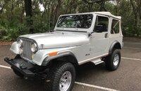 1985 Jeep CJ 7 for sale 101063653