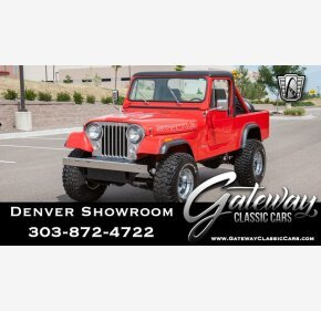 1985 Jeep Scrambler for sale 101201243