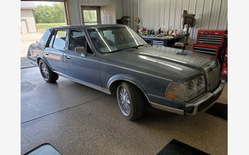 1985 Lincoln Continental for sale 101591291
