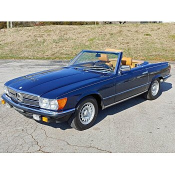 1985 Mercedes-Benz 280SL for sale 101083362