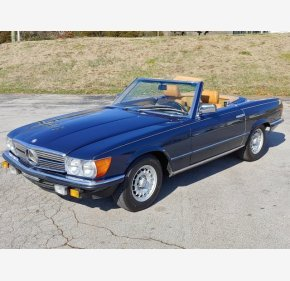 1985 Mercedes-Benz 280SL for sale 101083362