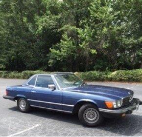 1985 Mercedes-Benz 380SL for sale 100782268