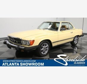 1985 Mercedes-Benz 380SL for sale 101080195