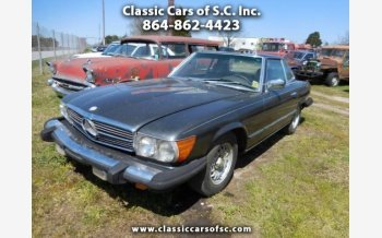 1985 Mercedes-Benz 380SL for sale 101114493