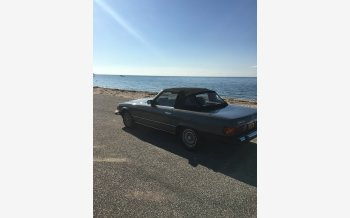 1985 Mercedes-Benz 380SL for sale 101127530