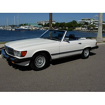 1985 Mercedes-Benz 380SL for sale 101222043