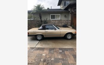 1985 Mercedes-Benz 380SL for sale 101246917