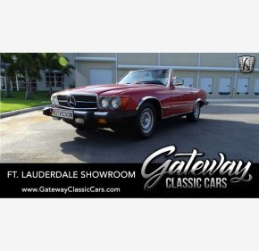 1985 Mercedes-Benz 380SL for sale 101290066