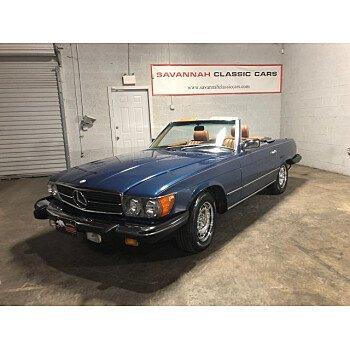 1985 Mercedes-Benz 380SL for sale 101292981