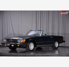 1985 Mercedes-Benz 380SL for sale 101315330
