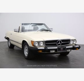 1985 Mercedes-Benz 380SL for sale 101335225