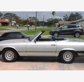 1985 Mercedes-Benz 380SL for sale 101341982