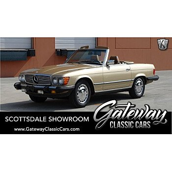 1985 Mercedes-Benz 380SL for sale 101384118