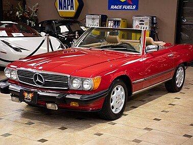 1985 Mercedes-Benz 380SL for sale 101395328