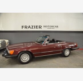 1985 Mercedes-Benz 380SL for sale 101428386