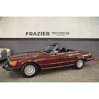 1985 Mercedes-Benz 380SL for sale 101428386
