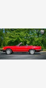 1985 Mercedes-Benz 380SL for sale 101441866