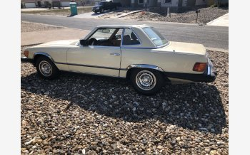 1985 Mercedes-Benz 380SL for sale 101450745