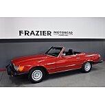 1985 Mercedes-Benz 380SL for sale 101622012
