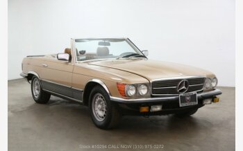 1985 Mercedes-Benz 500SL for sale 101181751
