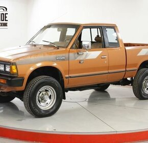 1985 Nissan Pickup 4x4 King Cab for sale 101322032