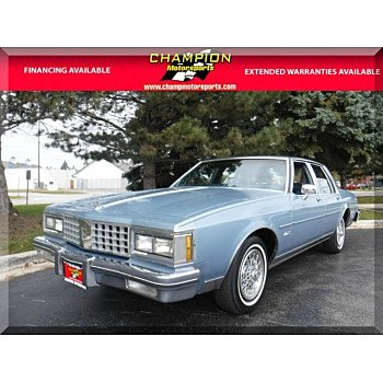 1985 Oldsmobile 88 Royale Brougham Sedan for sale 101049044