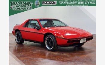1985 Pontiac Fiero for sale 101406419