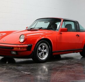 1985 Porsche 911 Targa for sale 101090475