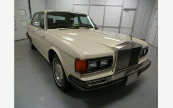 1985 Rolls-Royce Silver Spirit for sale 101013098