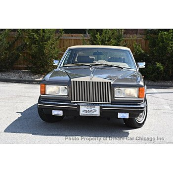 1985 Rolls-Royce Silver Spur for sale 101299620