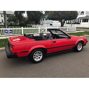1985 Toyota Celica GT-S Convertible for sale 101221854
