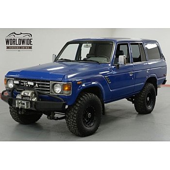 1985 Toyota Land Cruiser for sale 101058580