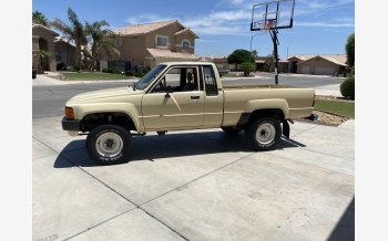 1985 Toyota Pickup 4x4 Xtracab Deluxe for sale 101435464