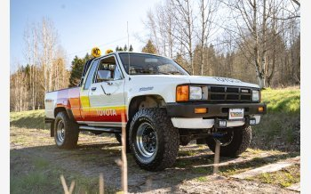 1985 Toyota Pickup 4x4 Xtracab Deluxe for sale 101517995